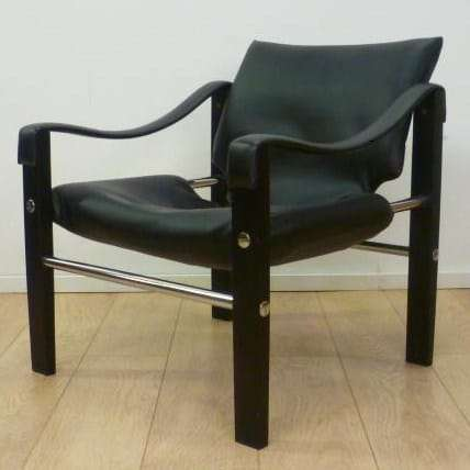 Arkana lounge chair by Maurice Burke