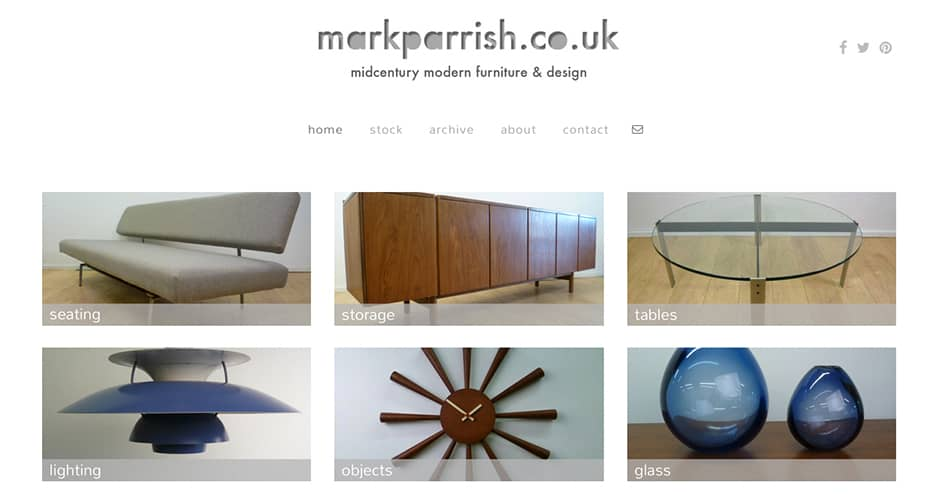 home mark parrish mid century modern