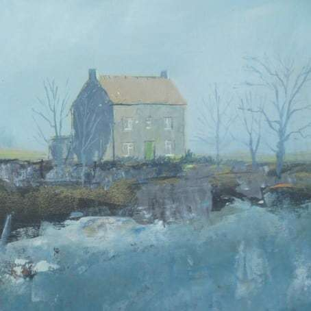 The House at Nibley Green by Roy Hewish
