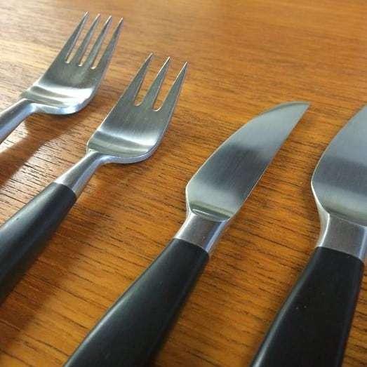 1950s Hackman cutlery Finland