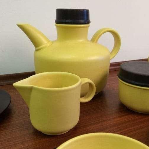 salerno coffee set