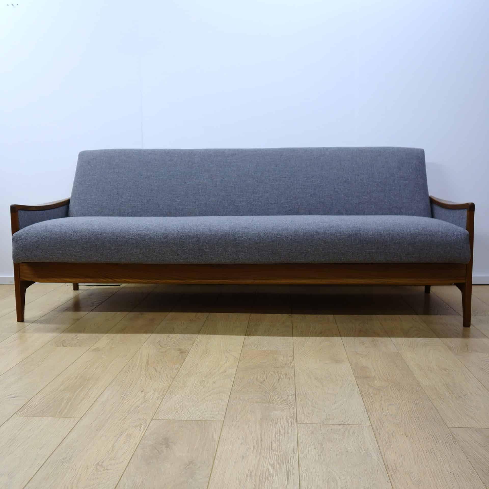1960s Teak Sofabed By G Plan Mark Parrish Mid Century Modern