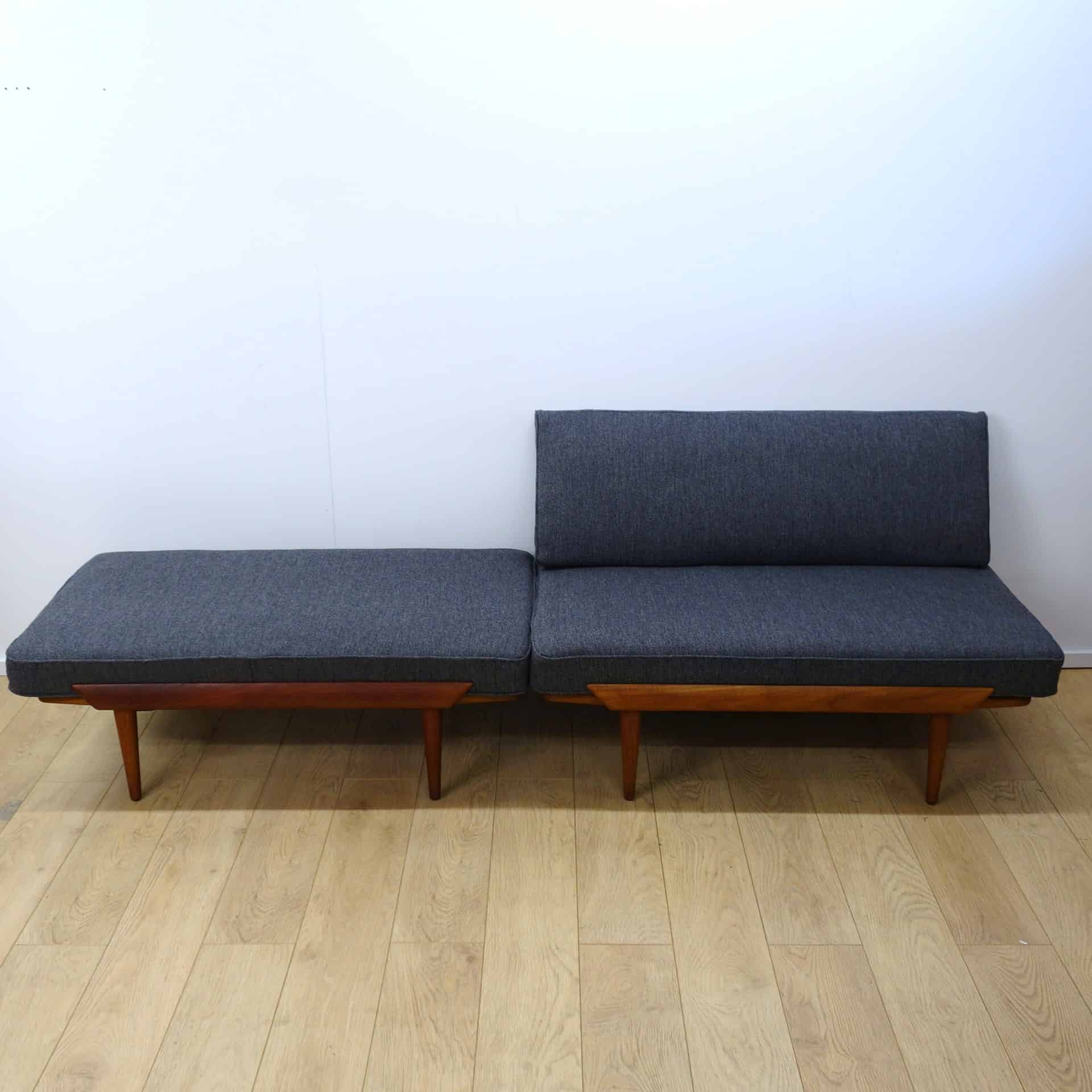 Pair Of Danish Sofa Day Beds By Peter Hvidt Mark Parrish