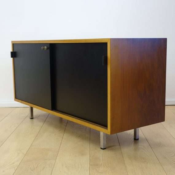 1970s teak sideboard by Florence Knoll