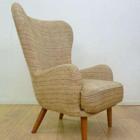 DA1 chair by Ernest Race