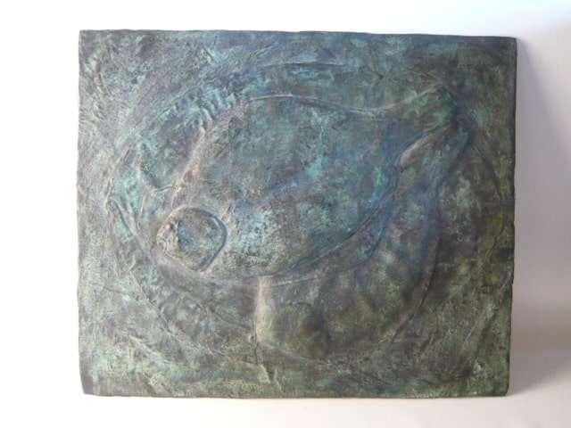 Fish on a plate by Jane Truzzi-Franconi