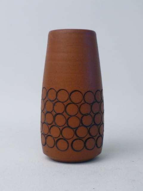 Poole Atlantis vase