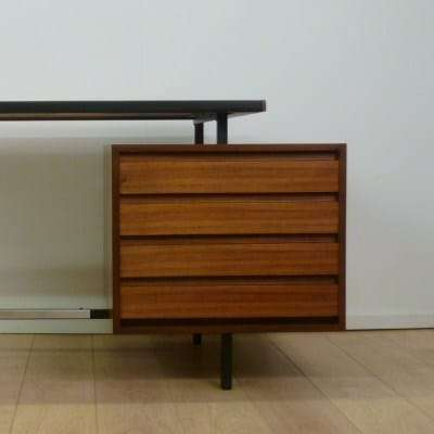 Rosewood desk by Robin Day