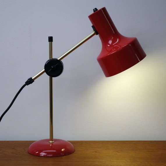 1960s adjustable desk light by Maclamp