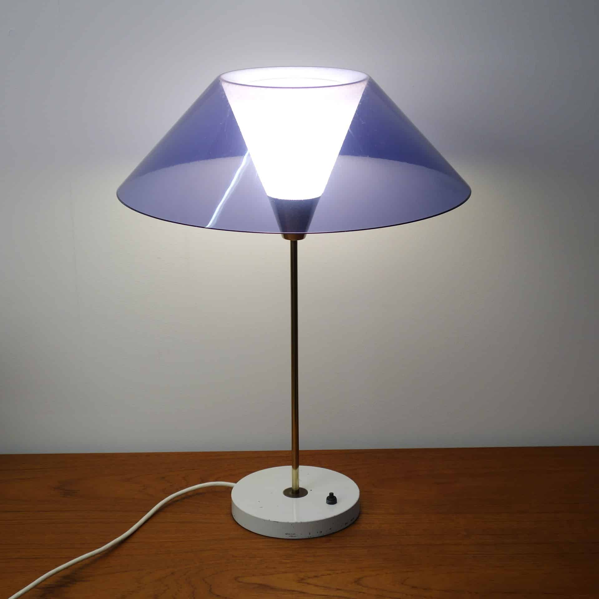 1960s Reading lamp by John Hildred