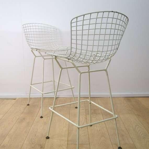 bertoia stools 1950s