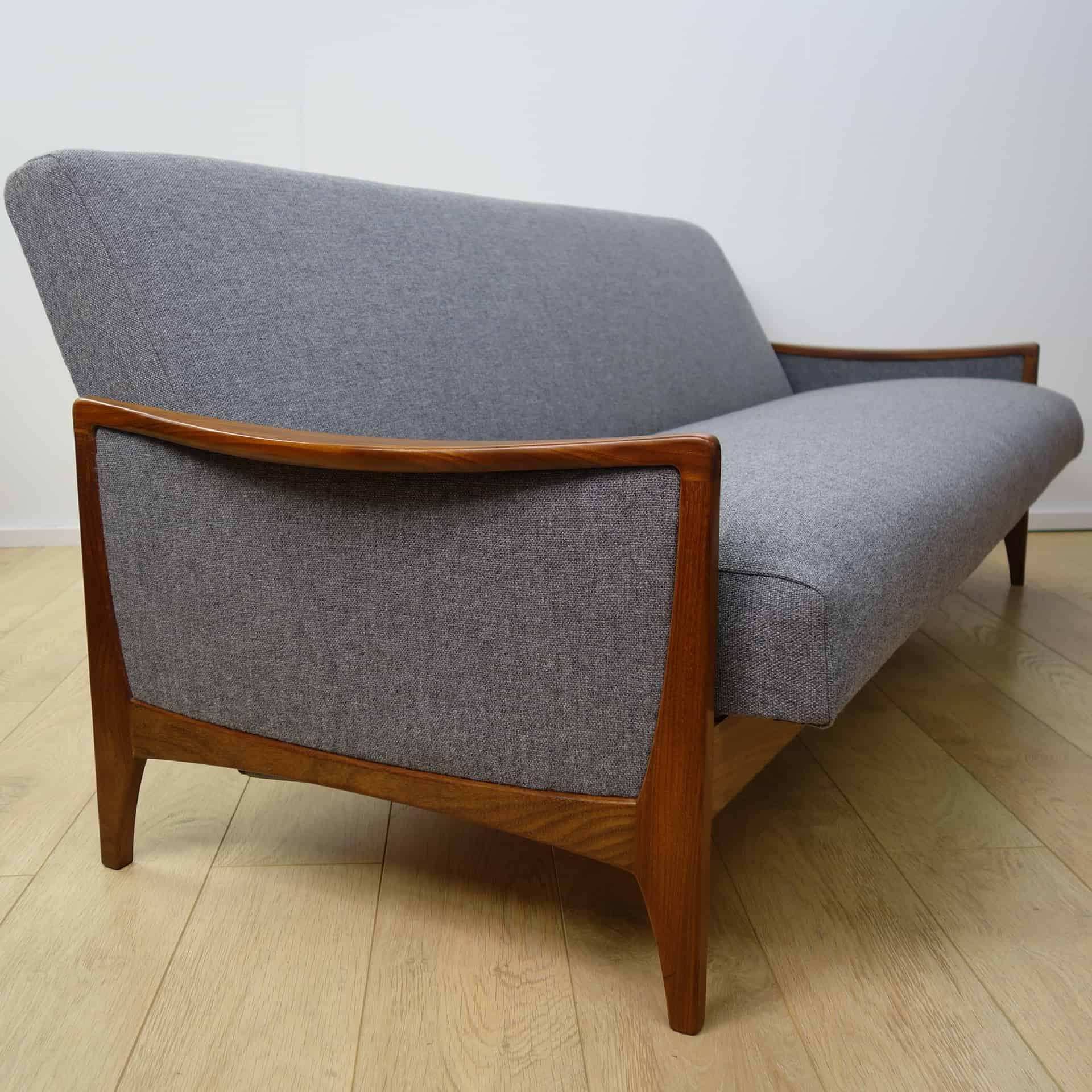 g plan sofa 1960s teak