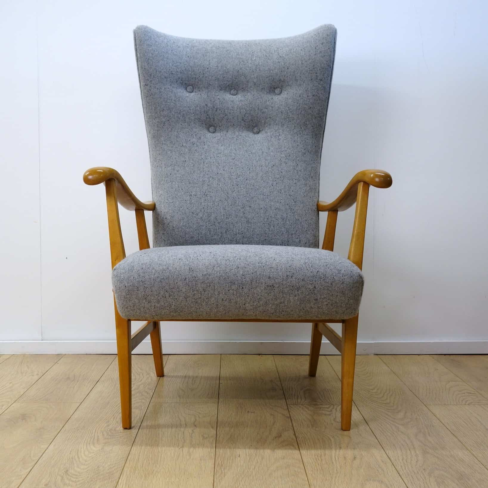 Elias Svedberg arm chair