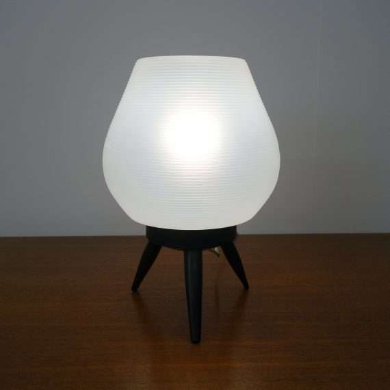 Rotaflex style lamp