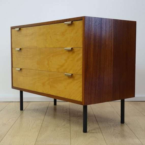 robin day chest drawers for Hille