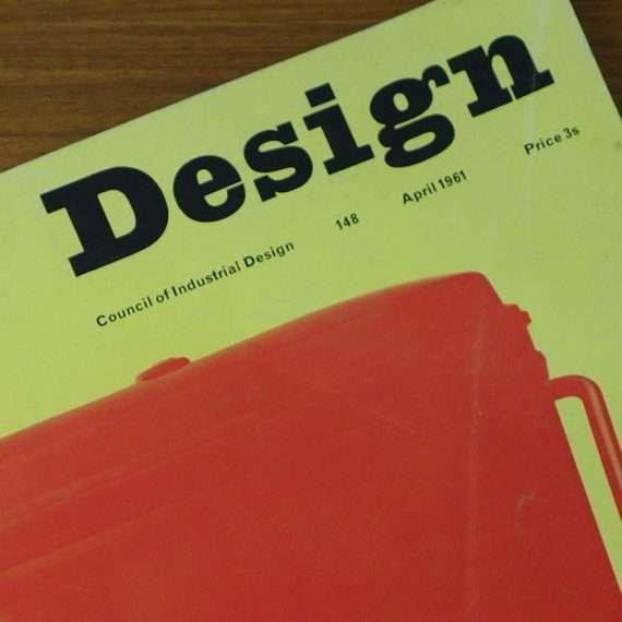 1960s Design magazines
