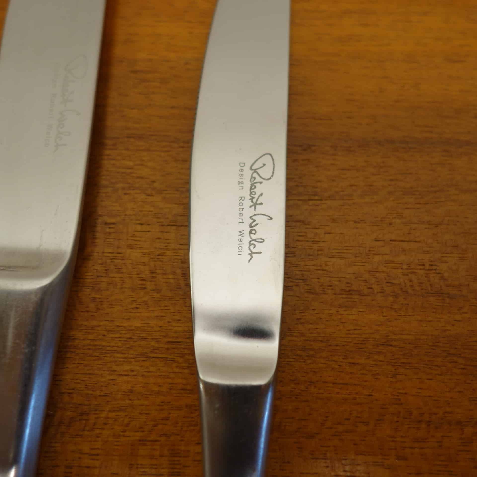 Alveston cutlery by Robert Welch