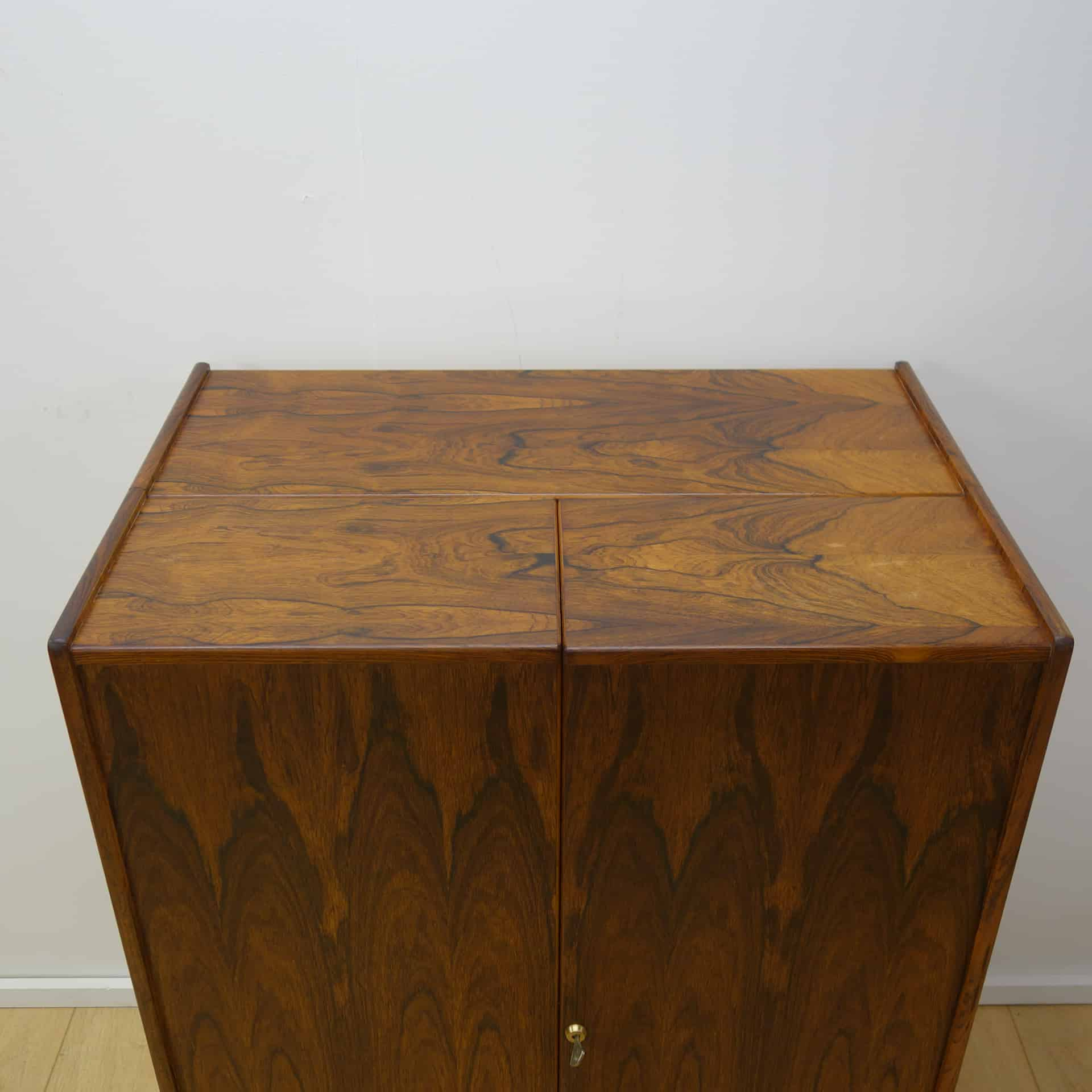 Rosewood Magic Box Desk By Pfieffer Norway Mark Parrish