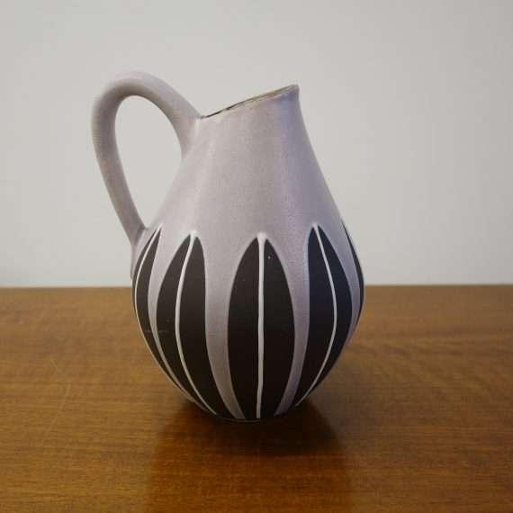 1960s West German leaf jug