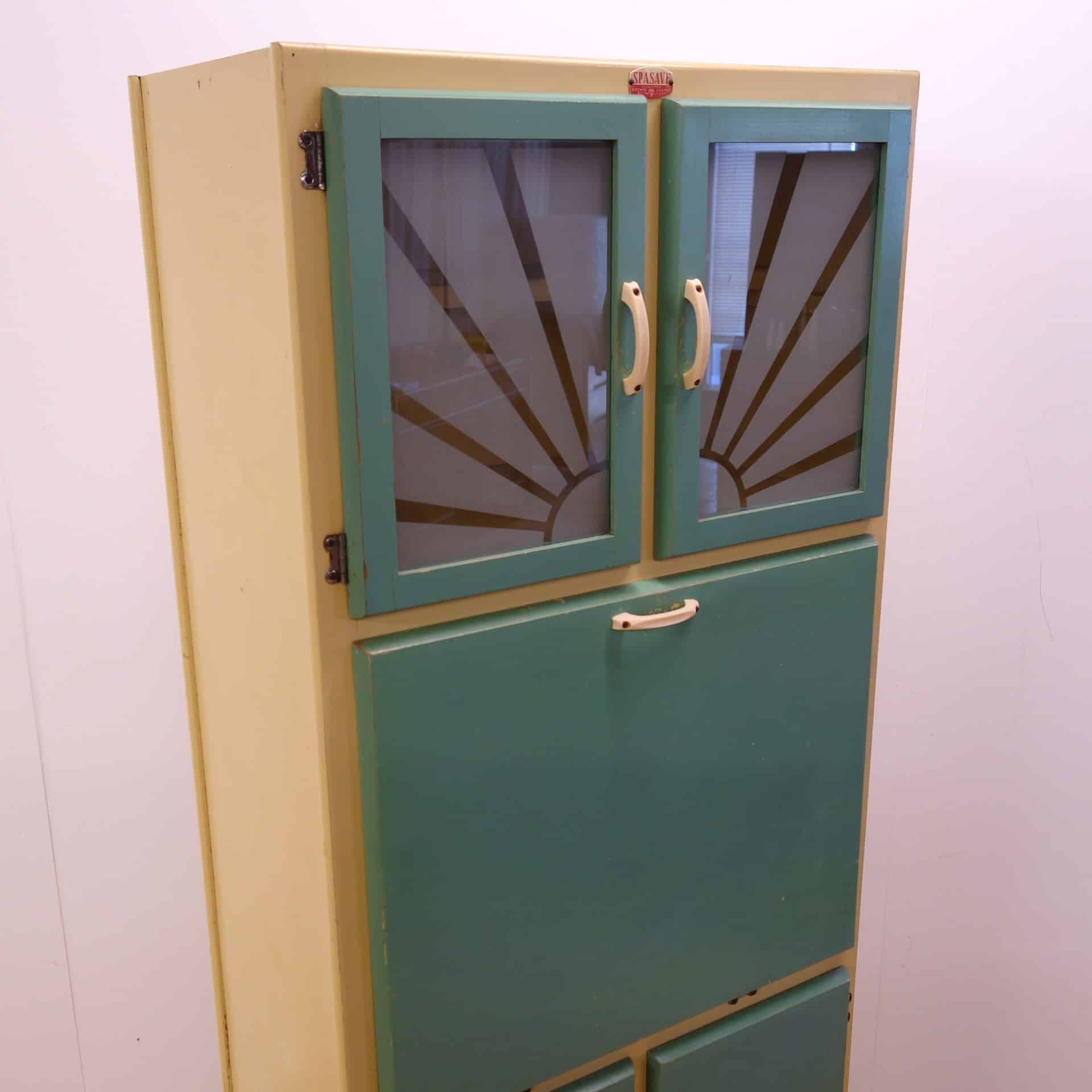 Free-standing 60s kitchen cabinet by Spasave - Mark ...