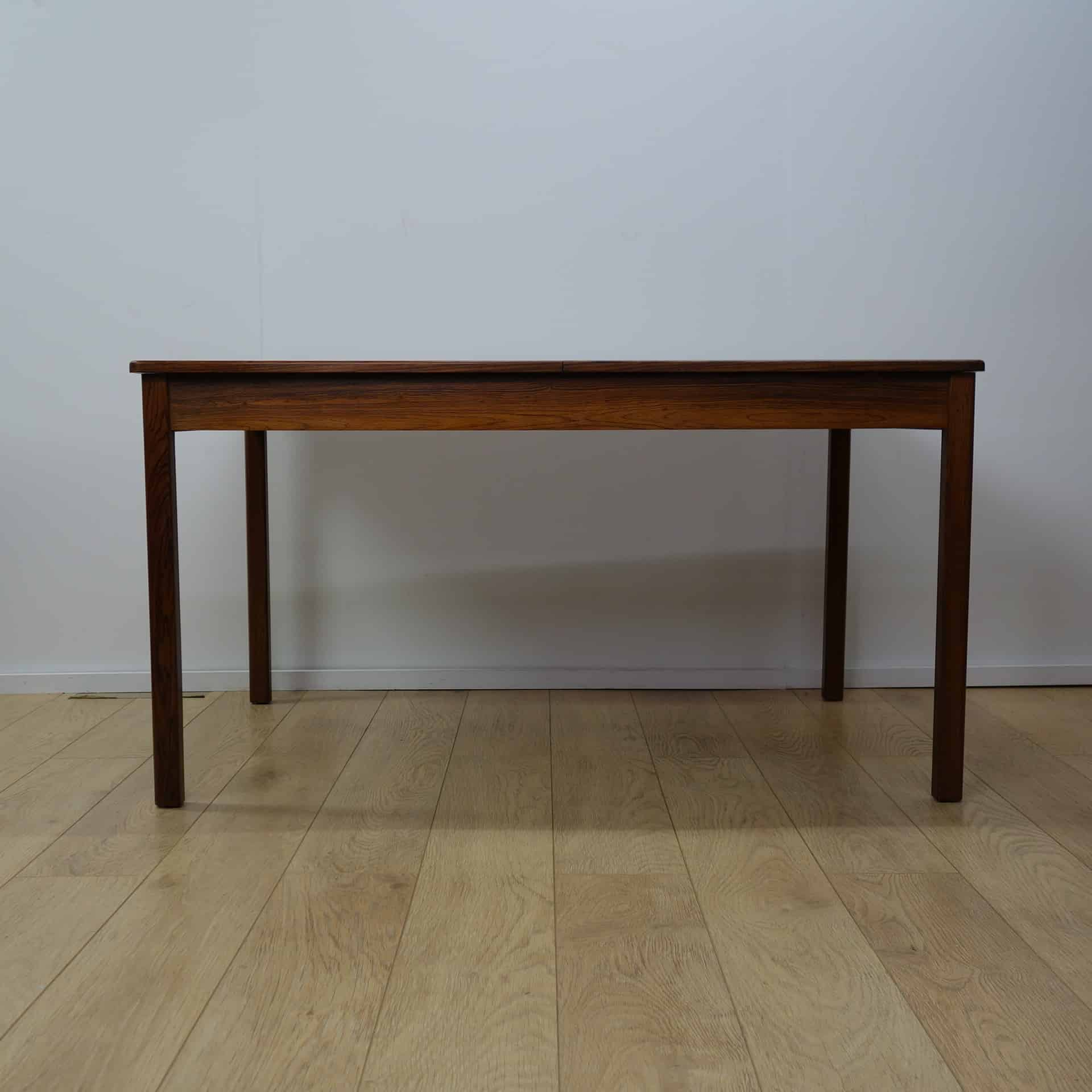 Robert Heritage 1960s rosewood dining table