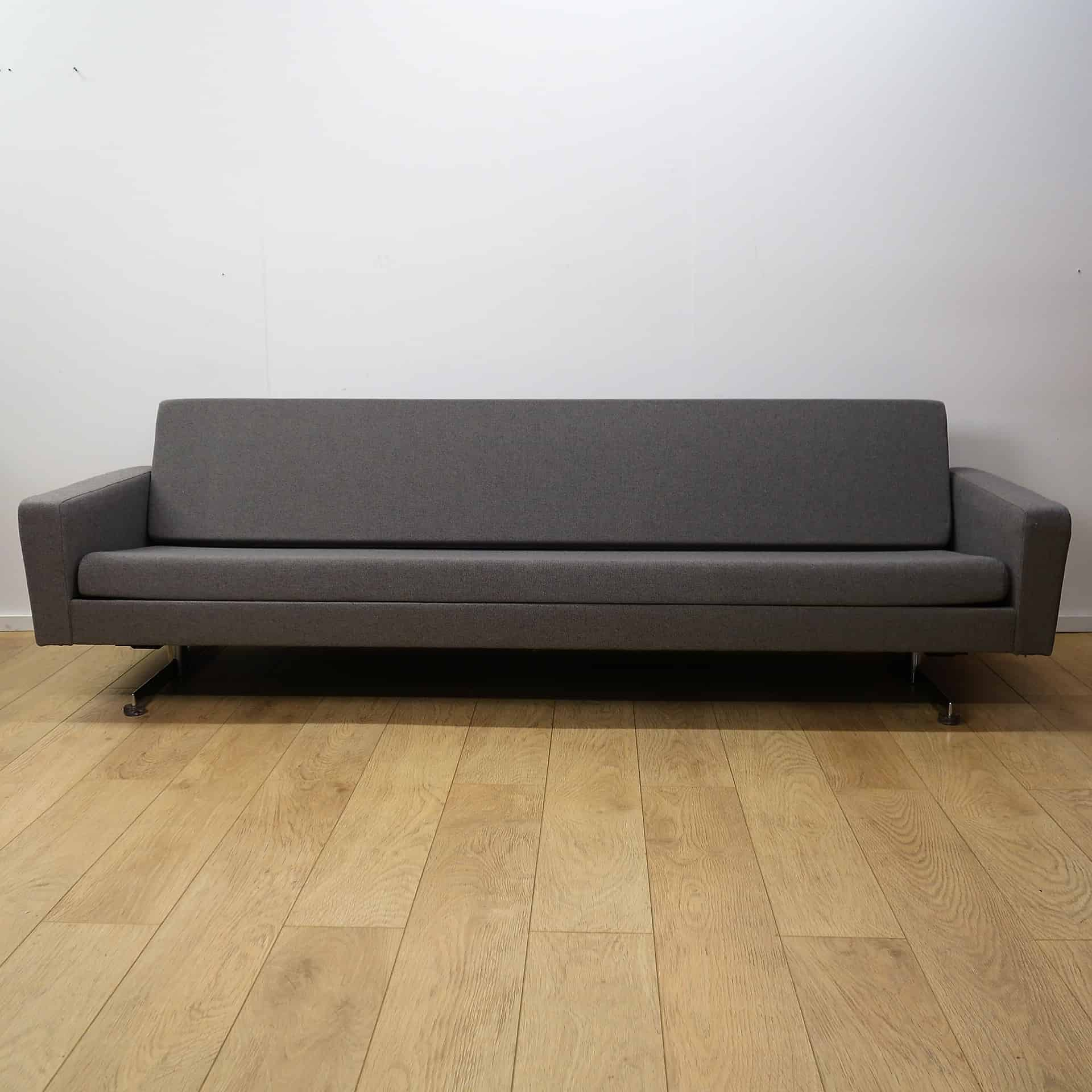 late 1960s sofa bed made in germany mark parrish mid century