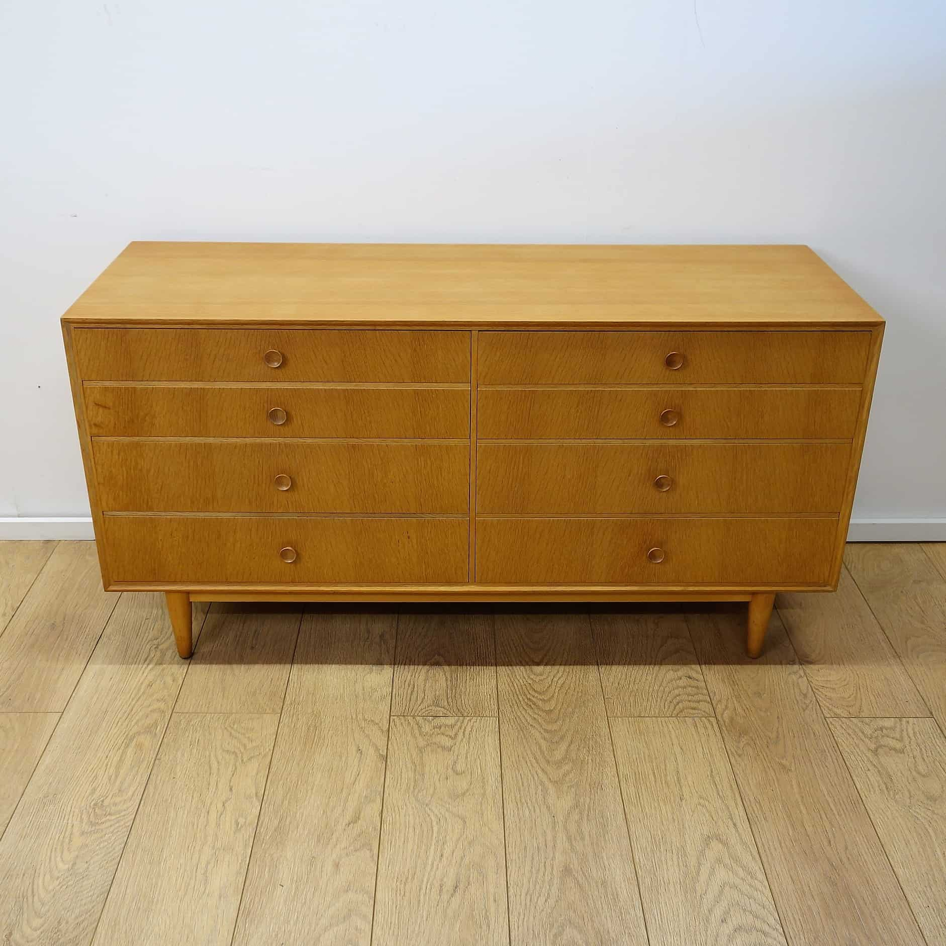 Oak Chest Of Drawers By Meredew Furniture Mark Parrish