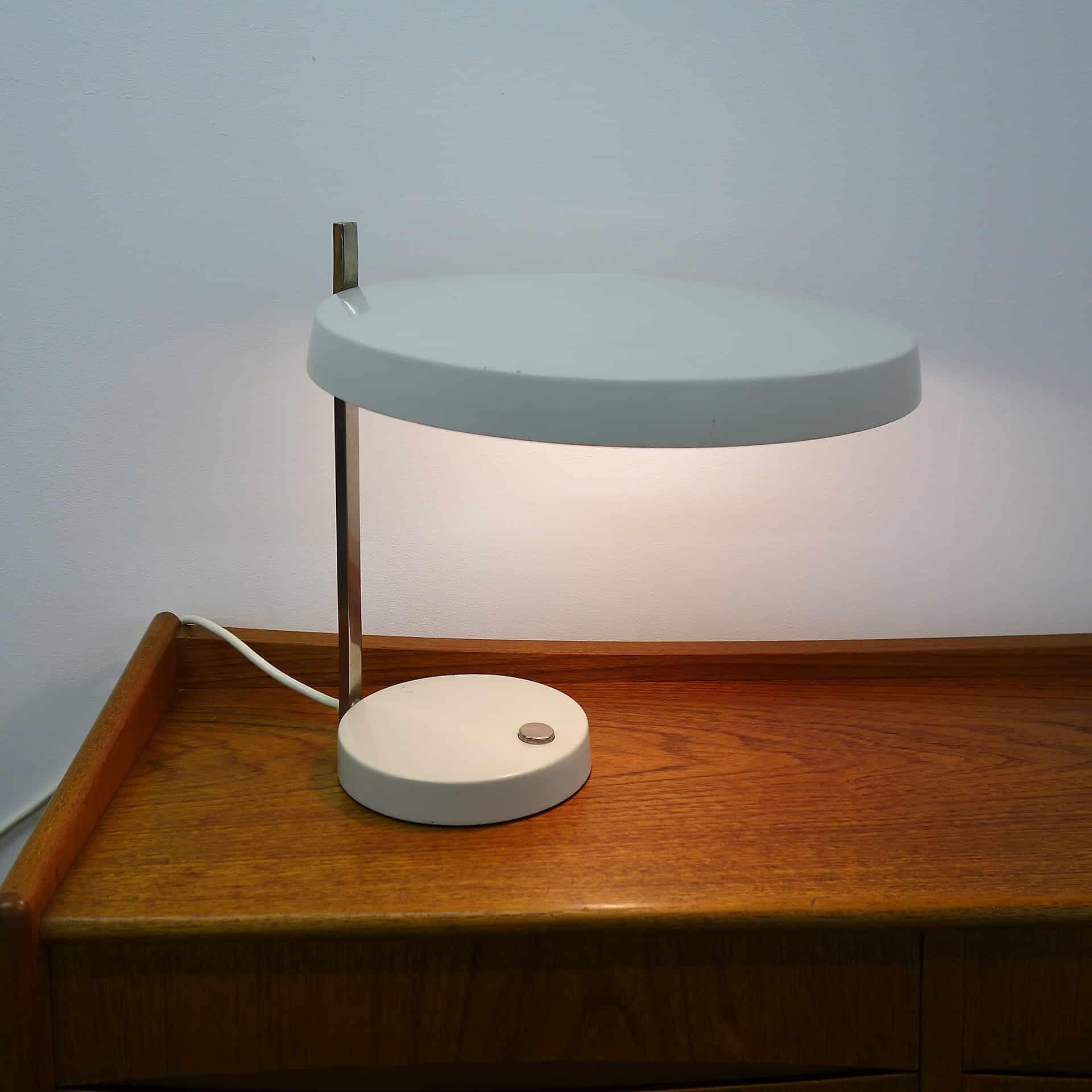 1960s desk lamp