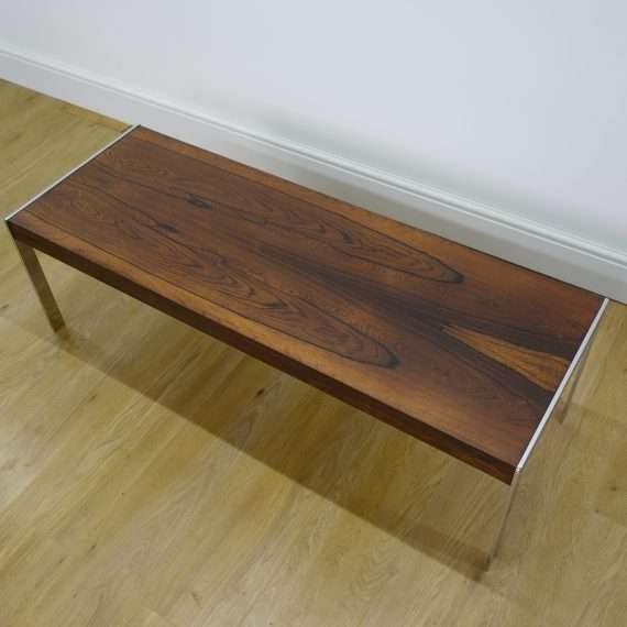 60s coffee table danish style