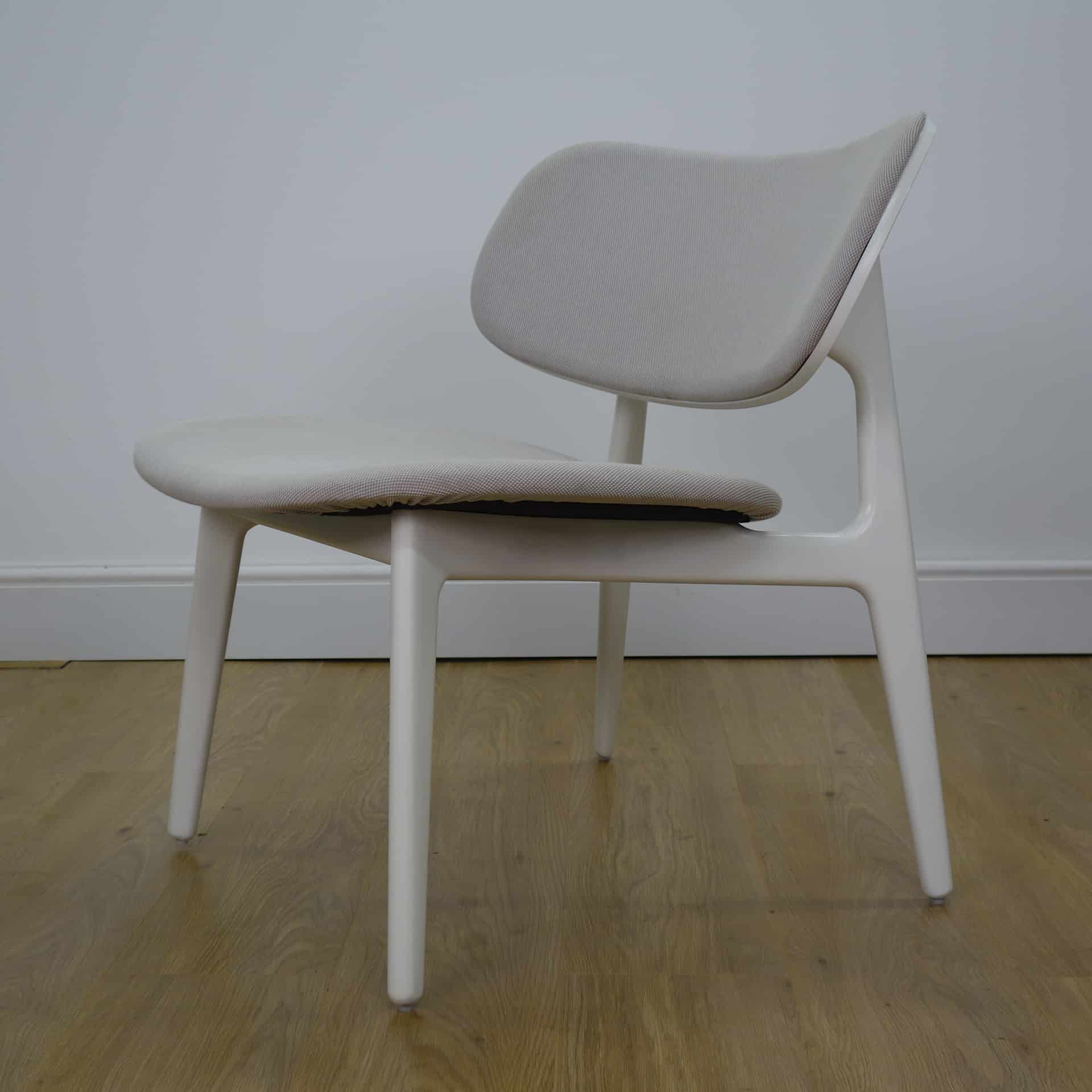 Pair of PearsonLloyd PLC upholstered chairs