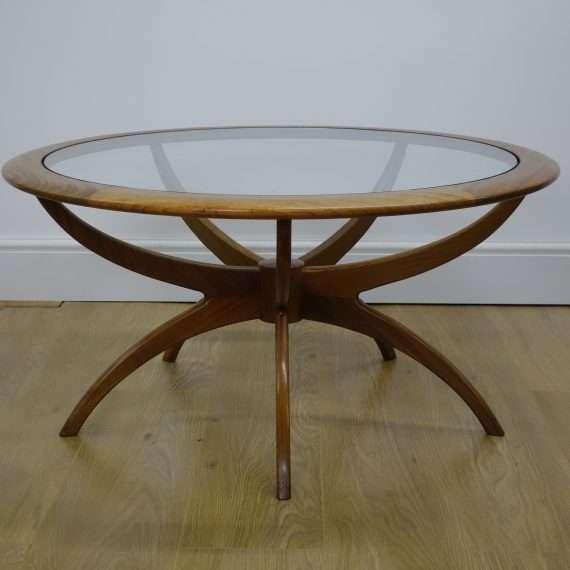 retro 70s coffee table