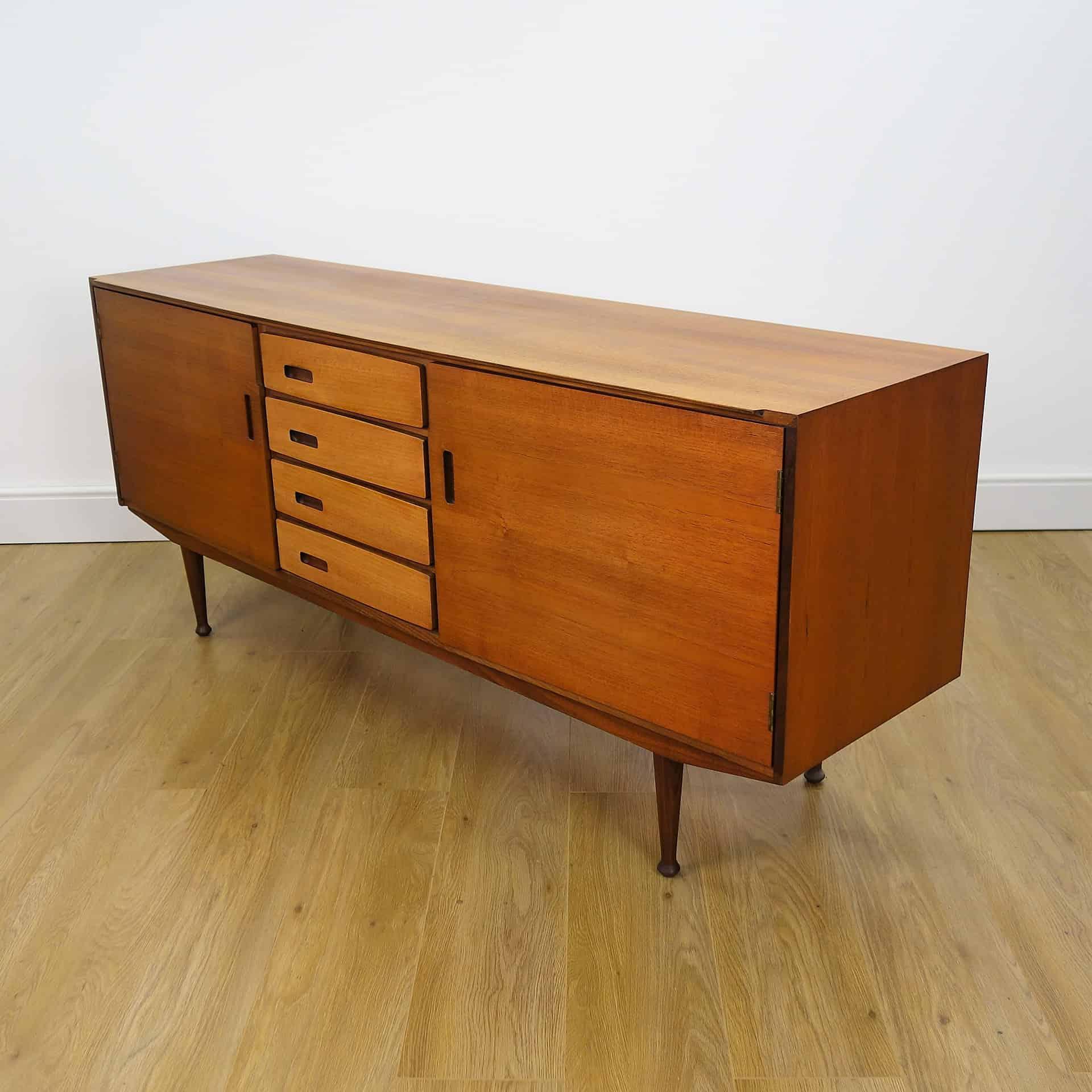 1960s Teak sideboard by Meredew furniture