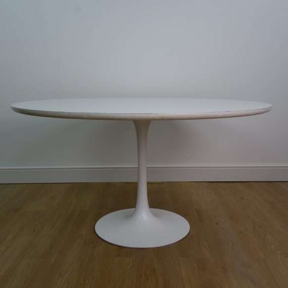 Arkana tulip dining table by Maurice Burke