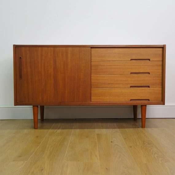 1960s teak Lyon sideboard by Nils Jonsson
