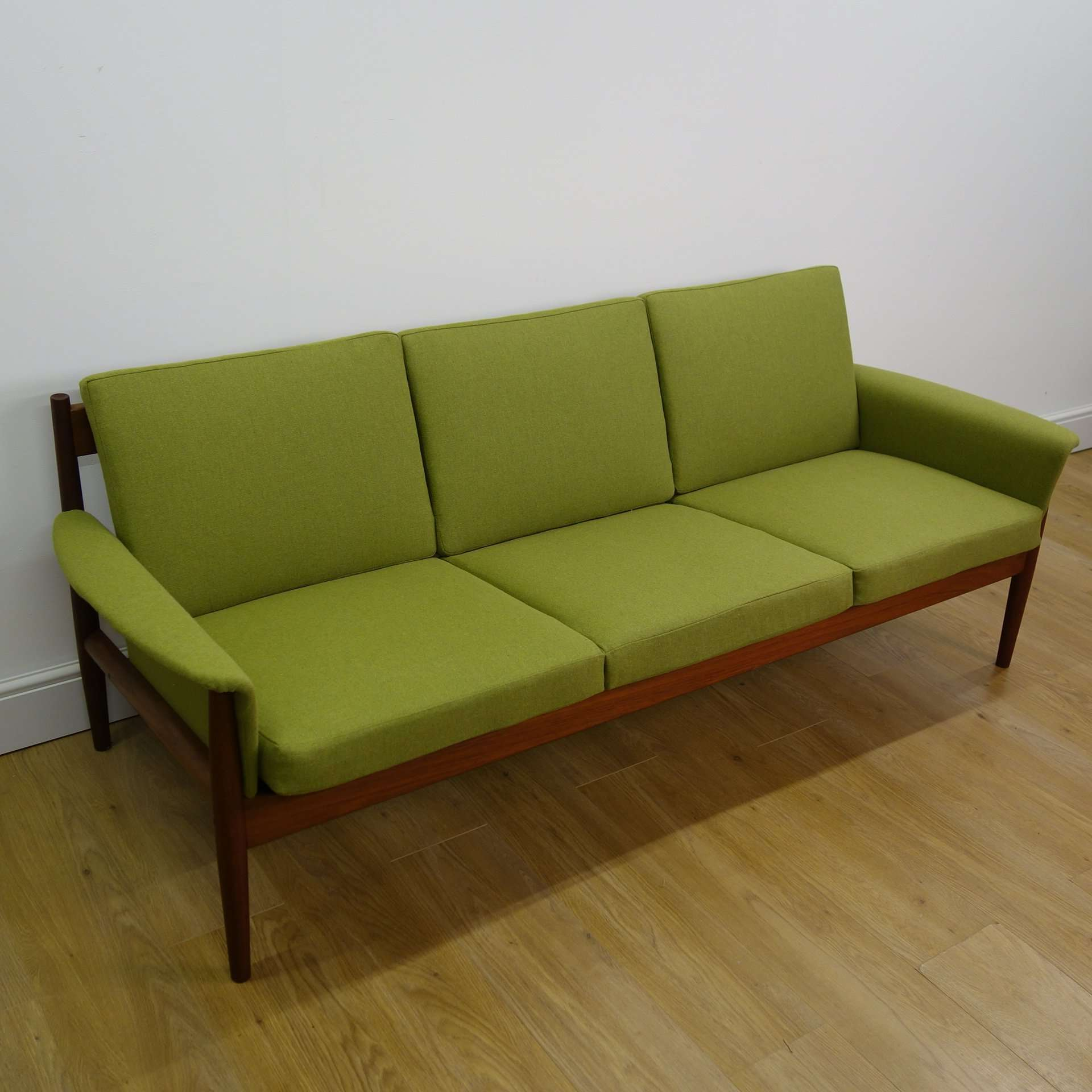 Danish teak sofa by Grete Jalk for France and son - Mark ...
